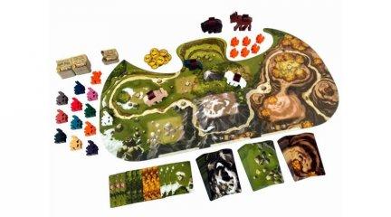 Everdell Fagybérc, kiegészítő az Everdell Az Örökfa árnyékában játékhoz (14-99 év)