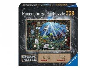 Exit puzzle Tengeralattjáró, 759 db-os nyomozós kirakó (12-99 év)