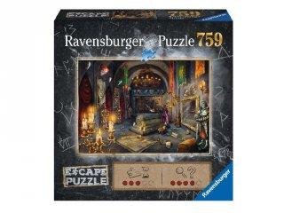 Exit puzzle Vámpírkastély, 759 db-os nyomozós kirakó (12-99 év)