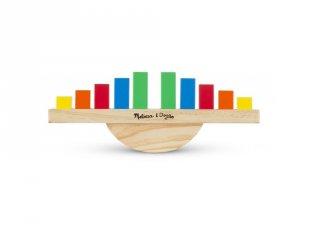 Fa egyensúly játék (Melissa & Doug, 5197, ügyességi logikai játék, 3-6 év)