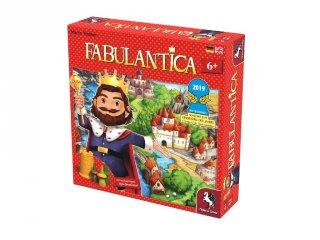 Fabulantica, stratégiai társasjáték, ami a társasok rabjává tesz (6-14 év)