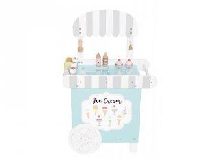 Fagylalt shop, fa szerepjáték (Jabadabado, 3-7 év)