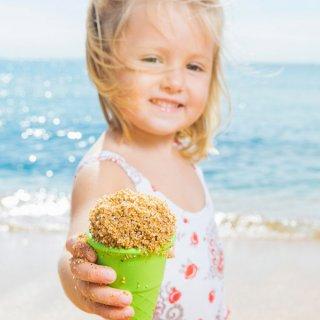 Fagylaltkészítő és homokozó szett