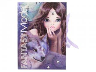 Fantasy képeslap tervező (TM, kreatív játék lányoknak, 8-12 év)