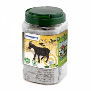 Farm állatok, Miniland 10 db-os állatkészlet (3-9 év)