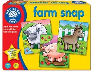 Farm, az első kártyajáték (Orchard, memória kártyajáték, 2-6 év)