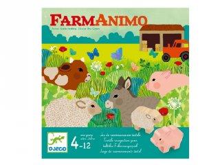 FarmAnimo, Djeco kooperációs társasjáték - 8483 (4-12 év)