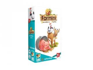 Farmini, családi társasjáték (5-12 év)