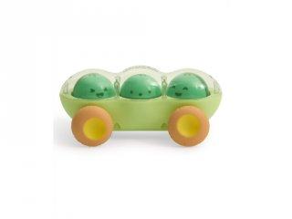 Farmstand borsó autó, Skip Hop mozgásfejlesztő babajáték (6 hó-2 év)