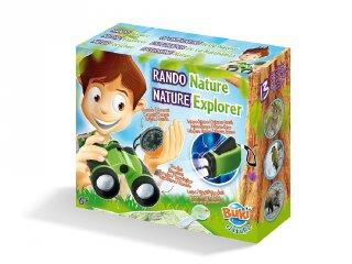 Fedezd fel a természetet (Buki, tudományos játék, 6-14 év)