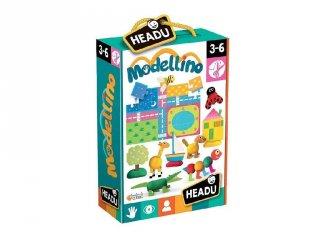 Fejlesztő puzzle, gyurma és puzzle kreációk (HED, 3-6 év)