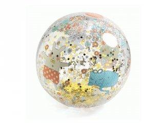 Felfújható labda 35 cm-es Kawaii Ball, Djeco mozgásfejlesztő játék - 173, standlabda