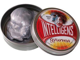 Fémes, ragyogó ezüst gyurma (Kreatív kézügyesség fejlesztő, 3-99 év)
