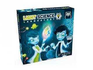 Fénylaboratórium, tudományos játék (8-12 év)