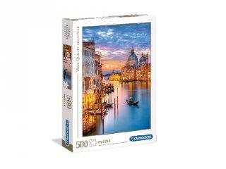 Fénylő Velence puzzle, 500 db-os kirakó (CLEM, 8-99 év)