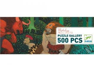 Festmény Puzzle, A mitológia világa (Djeco, 7625, 500 db-os kirakó, 8-99 év)