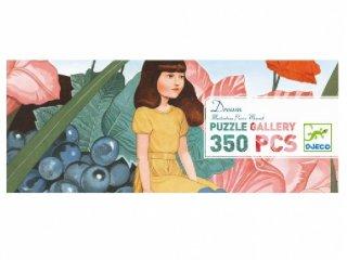 Festmény Puzzle, Álom (Djeco, 7615, 350 db-os kirakó, 7-99 év)