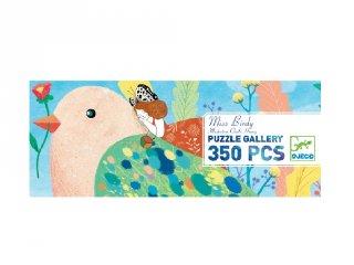 Festmény Puzzle Madárlány, Djeco 350 db-os kirakó - 7616 (7-99 év)