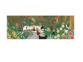 Festmény puzzle, Szabadság, Djeco 200 db-os kirakó - 7606 (6-14 év)