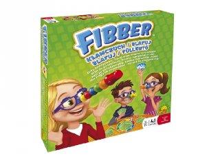 Fibber, Füllentő társasjáték (vicces társasjáték gyerekeknek, 7-10 év)