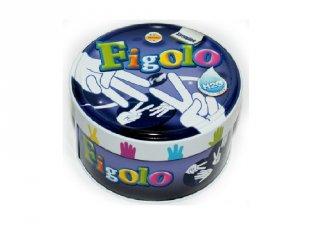 Figolo (stragoo, gyors kéz és gyors észjárás játéka, 6-12 év)