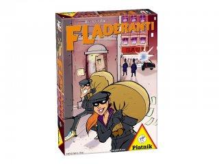 Fladeranti, A tolvajok játéka (Piatnik, szórakoztató kártyajáték, 8-99 év)