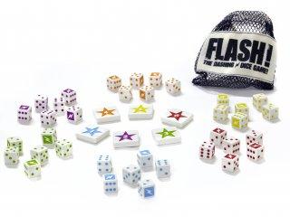 Flash (villámgyors kockajáték, 7-99 év)