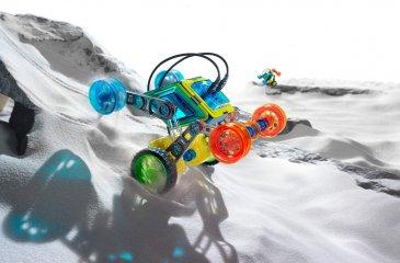 FlipBot, GeoSmart mágneses építőjáték (5-12 év)