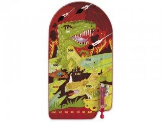 Flipper, Dinoszauruszos (Vilac,V9910R, ügyességi játék, 3-12 év)
