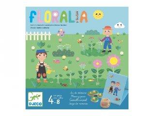 Floralia Növényvilág, Djeco kertészkedő társasjáték - 8573 (4-8 év)