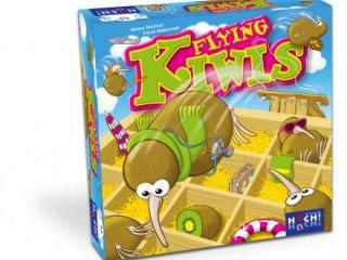Flying kiwis (Huch&Friends, ügyességi társasjáték, 5-9 év)