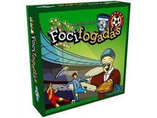 Focifogadás (könnyed stratégiai játék focidrukkereknek, 8-99 év)