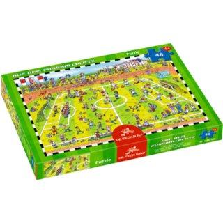 Focis kirakó, Spiegelburg 48 db-os puzzle (12701, 4-7 év)