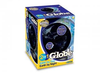 Földgömb, 2 in 1: Éjjel és nappal (B., különleges tudományos játék, 6-99 év)