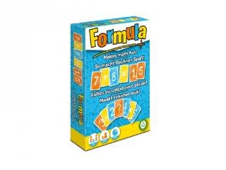 Formula, a matematikai műveletek párbaja társasjáték (6-12 év)