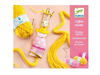 Franciakötés Hercegnők, Djeco kreatív készlet - 9834 (7-13 év)
