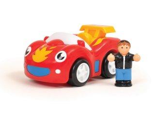 Frankie, a sportautó (Wow Toys, ját figurával, 1-5 év)