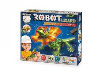 Galléros robot gyík infra érzékelővel (Buki, tudományos játék, 8-14 év)