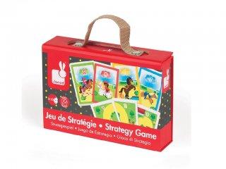 Galoppozó lovak (Janod, stratégiai kártyajáték, 5-10 év)