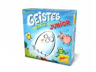 Geistesblitz Junior (Zoch, gyorsasági megfigyelős kártyajáték, 4-6 év)
