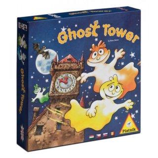 Ghost Tower, Szellemkastély (Piatnik, kooperatív társasjáték, 5-8 év)