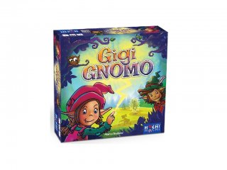 Gigi Gnomo (Huch, varázslatos családi társasjáték, 5-99 év)