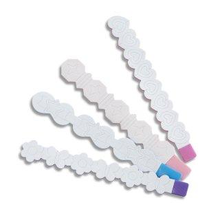 Glitter habszivacs karkötő készítő, Melissa&Doug kreatív szett (9506, 5-8 év)
