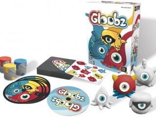 Gloobz (Gigamic, szörnyecskés megfigyelő-gyorsasági társasjáték, 6-99 év)