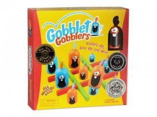 Gobblet Gobblers, 3x3-as Amőba (BO, stratégiai fa társasjáték, 5-14 év)