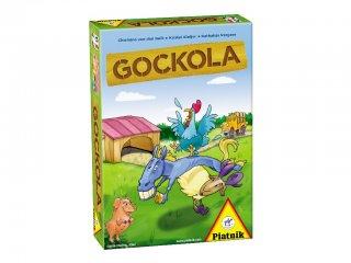Gockola (Piatnik, állatos, gyorsasági, gyűjtögetős kártyajáték, 6-99 év)