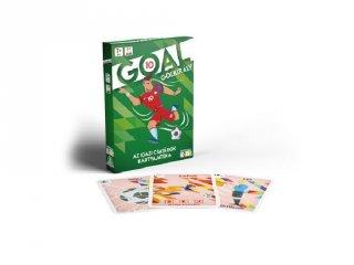 Gólkirály, focis kártyajáték (7-12 év)