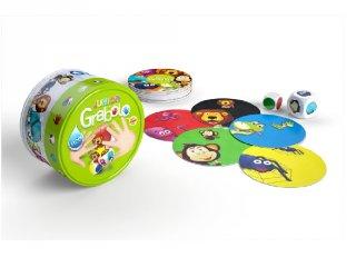Grabolo Junior memória reflexjáték színekkel és formákkal (3-6 év)