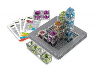 Gravity Maze (Thinkfun, 33447, golyópálya építő logikai játék, 8-99 év)