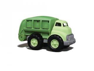 Green Toys Szelektív kukásautó, autós játék
